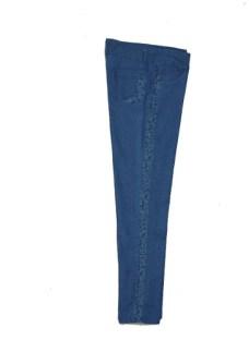 Pantalon Jean Elastizado Comb Labrado