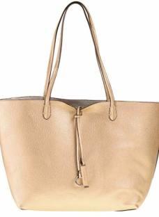 Prune Cartera Bolso Shopper Grande Mujer Cuero Pu 100% Orig