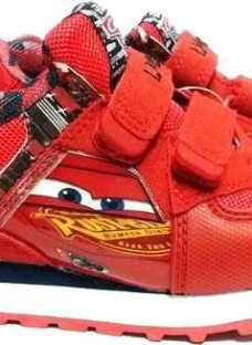 Zapatillas Cars Addnice Disney Mundo Moda Kids Art Race