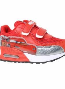 Zapatillas Disney Cars Con Luces Addnice Air Mundo Manias