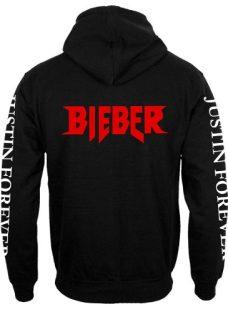 Buzo Justin Bieber Forever Frisa Premium