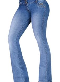Jeans Calse Perfecto Semi Oxford Elastizados Talle  48 Al 56