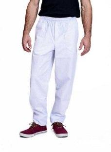 Pantalon Nautico Blanco S M L Xl Xxl Xxxl Somos Fabricantes