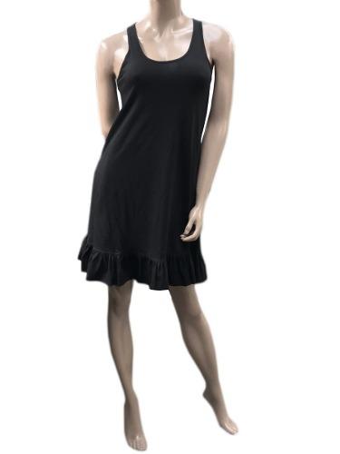 Vestido Musculosa Corto -algodon(043)   Del Talle 1 Al 5