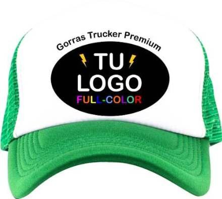 Gorras Trucker Personalizadas Calidad Premium Real