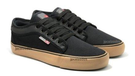 Zapatillas Skate Urbanas De Lona