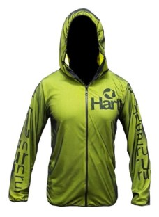 Id173 Buzos Campera Green Runnig Hartl