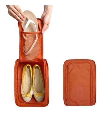 Organizador De Valija Para Calzado Zapatos Viaje Neceser
