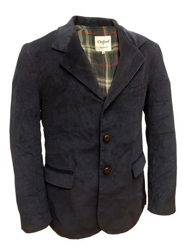 Saco Hombre Oxford George Coat Corderoy