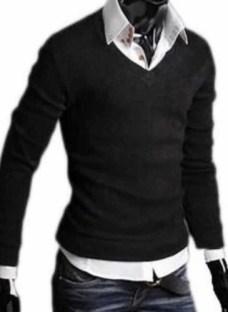 Sweaters Escote V