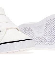 Zapatillas Botitas Para Bebes Blanca