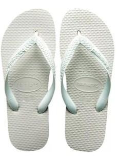 Zonazero Havaianas Ojotas Color Blanco Unisex Originales