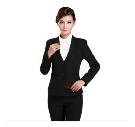 Traje De Mujer Uniformes Eventos Saco Y Pantalon