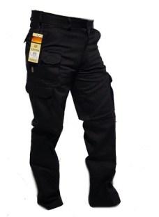 Pantalón Cargo Trabajo Explora; Varios Bolsillos.1º Calidad
