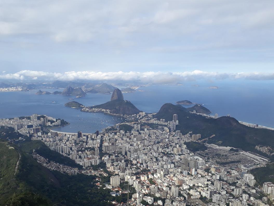 Santa Marta in central Rio de Janeiro
