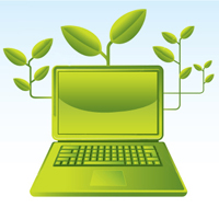 Green Networked Computer