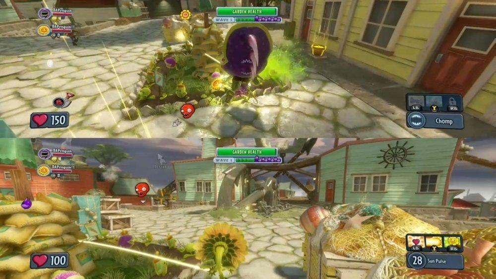 Co Optimus Review Plants Vs Zombies Garden Warfare 2 Op