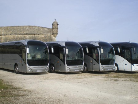 Toulouse coach hire company
