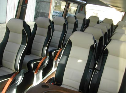 Coach hire in Bourges