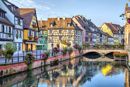 Bus rental in Colmar