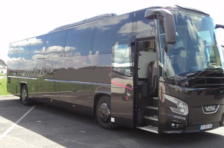 Book a bus in Lectoure