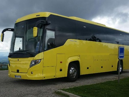 Coach hire in Chalons en Champagne