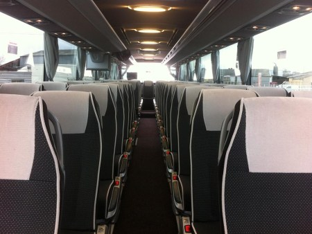 We hire bus and minibus in Arles