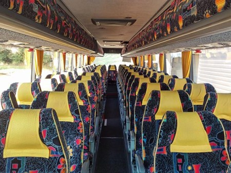 Rent a bus with driver in Millau