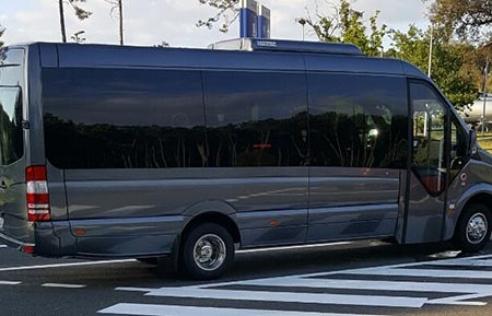 Bus rental in Avranches