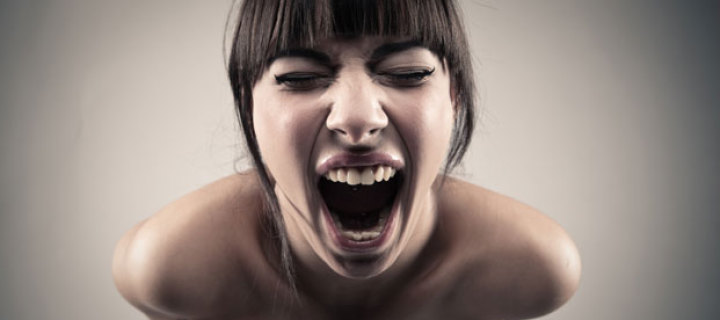 colère stress