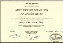 Formation coaching intuitif