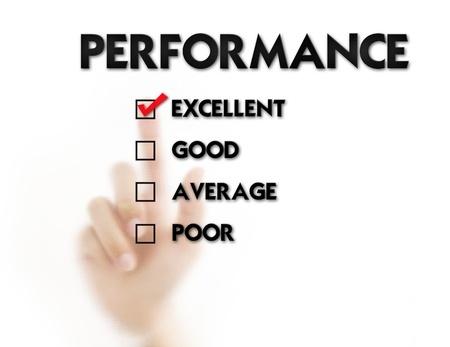 la performance