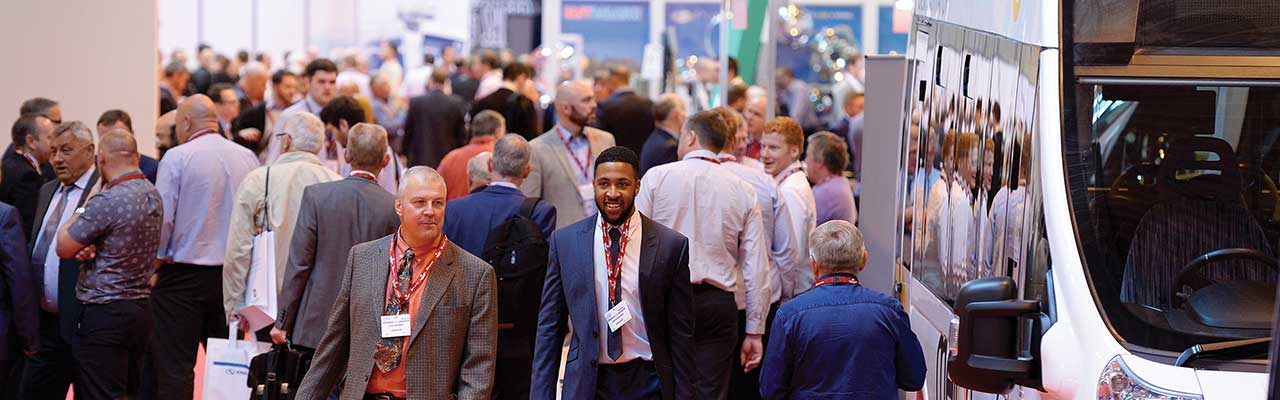 Coach & Bus UK - exhibitor show highlights