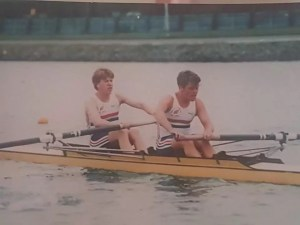 Neil Bergenroth Rowing Coach National Team Rower