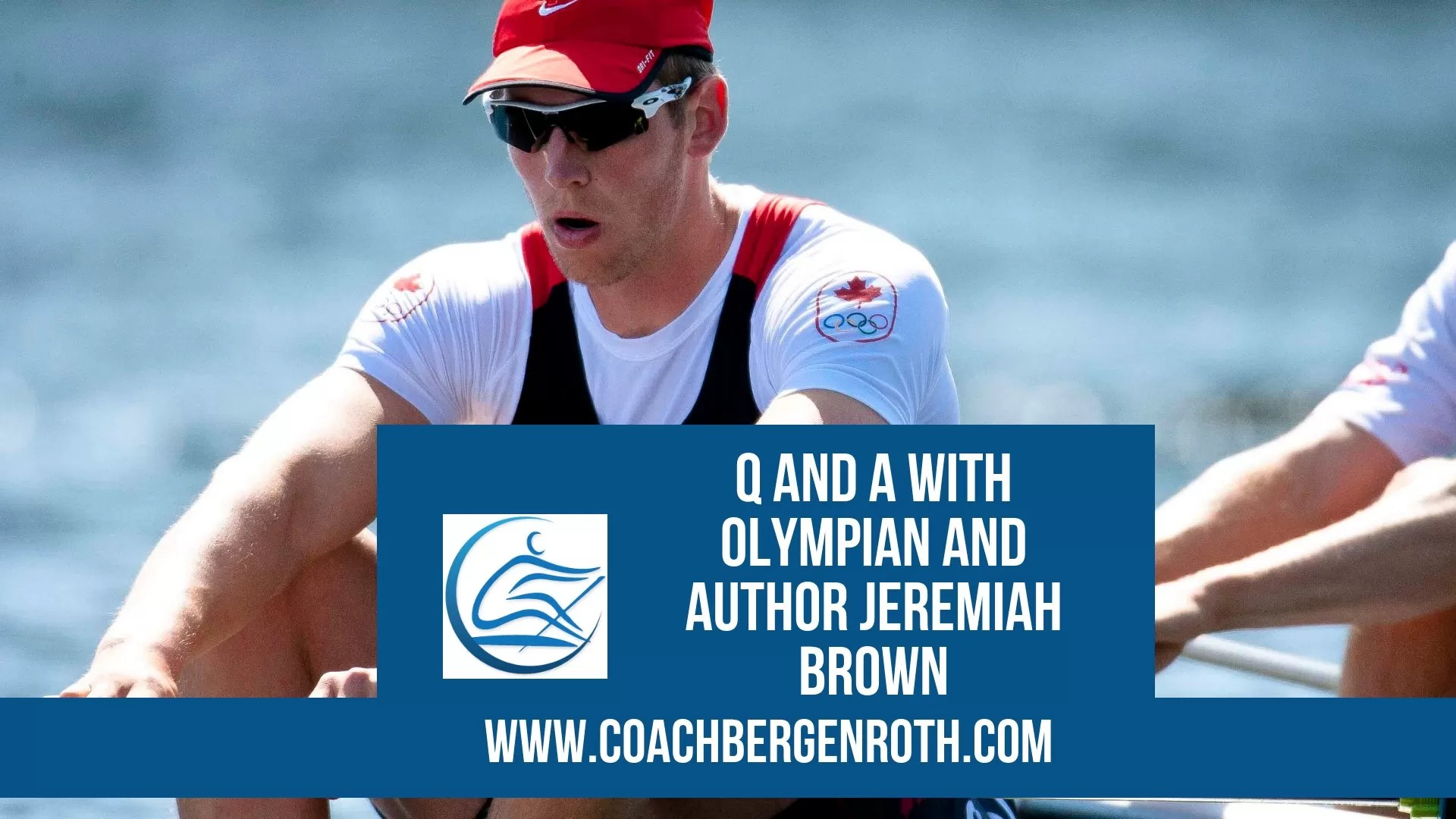 Q and A With Author and Olympian Jeremiah Brown