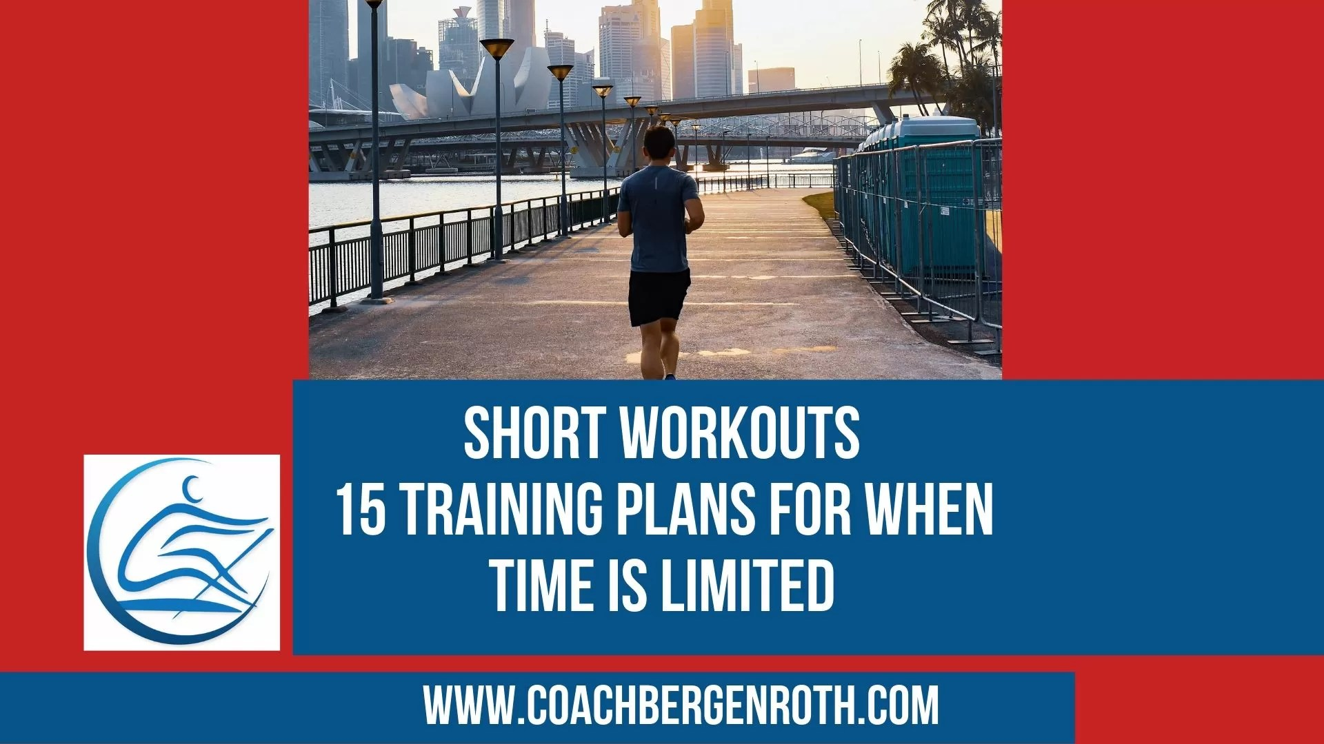 short workouts training plan for when time is limited
