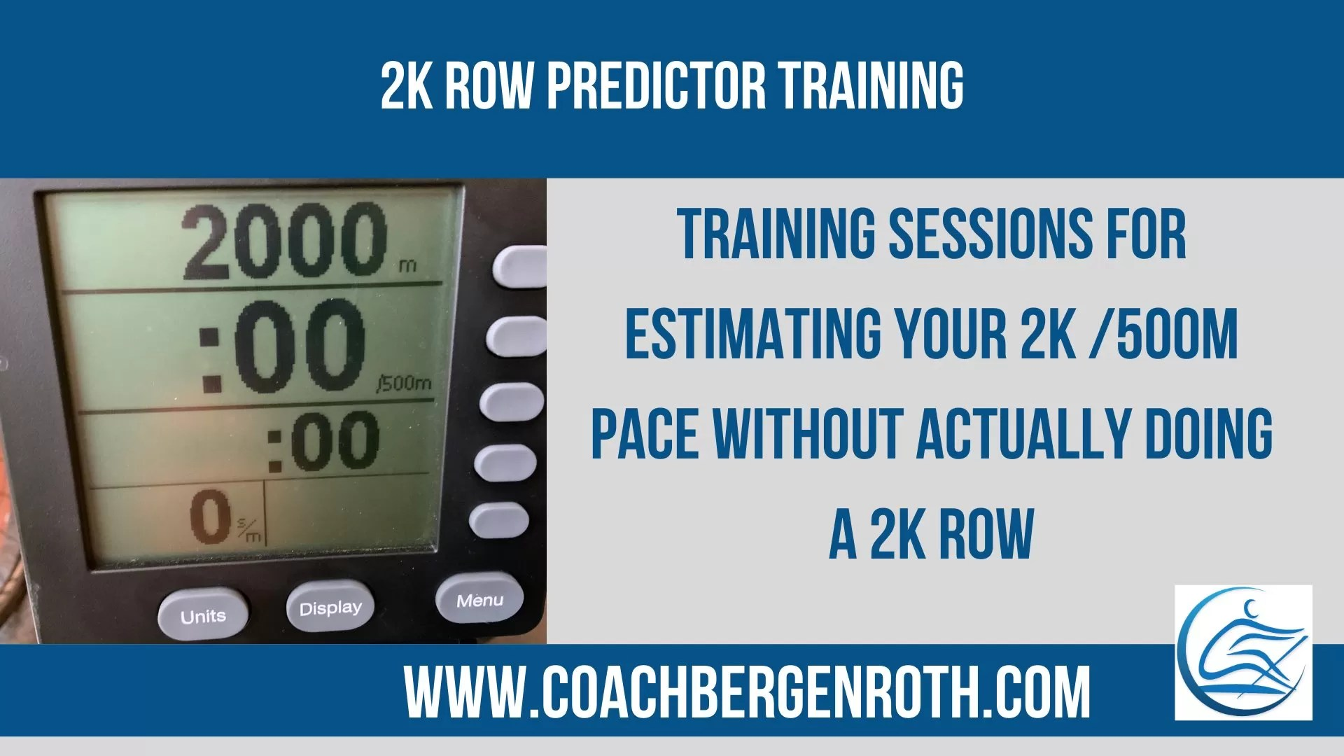 2k Row Predictor Training