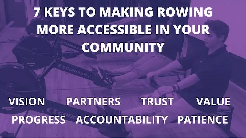 rowing outreach