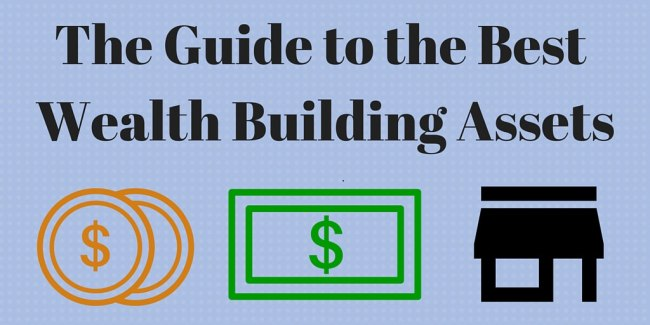 The Guide to the Best Wealth Building Assets - Robert Kiyosaki says the wealthy buy assets & the poor buy liabilities they think are assets. This guide shares the best & worst wealth building assets.
