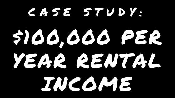 Case Study 100000 Per Year Rental Income Coach Carson