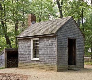 Simplicity - Thoreau Cabin