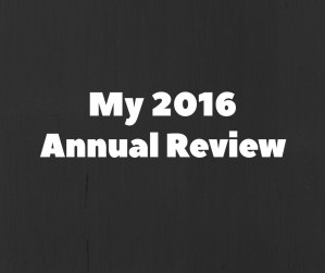 2016 Annual Review