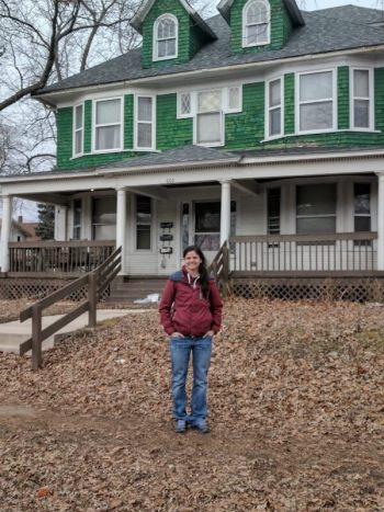 Fiery Millennials - Gwen and new house hack