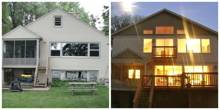 Big house flip Wisconsin - Carl 1500days.com