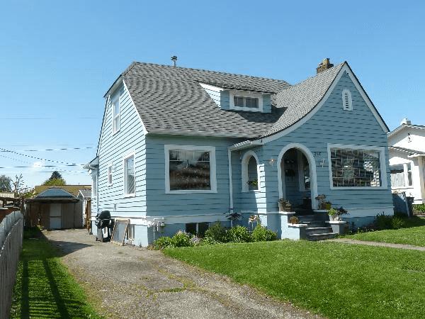 Rental house - Bellingham - front