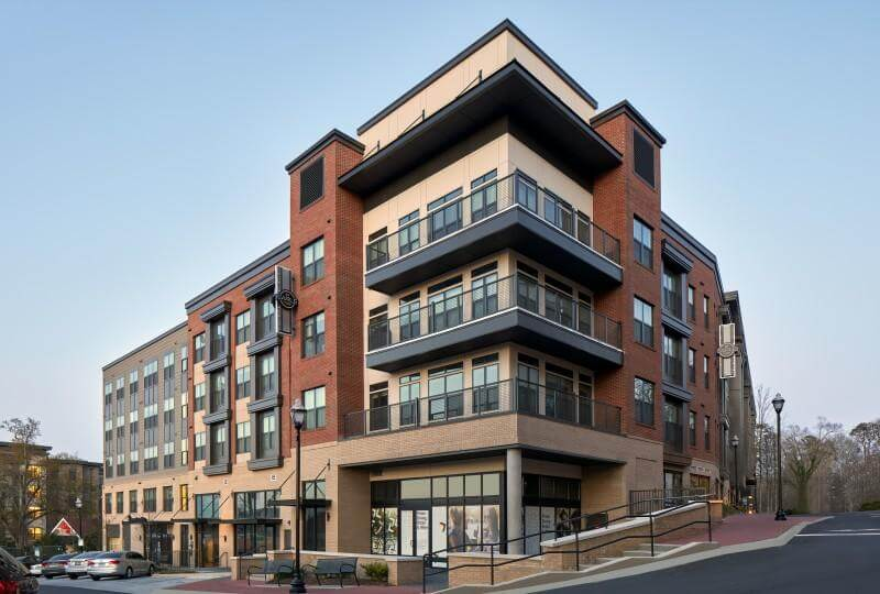 example Class A building - Where to Buy an Investment Property