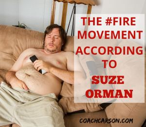 Twitter Image - What Suze Orman Got Wrong About the FIRE Movement