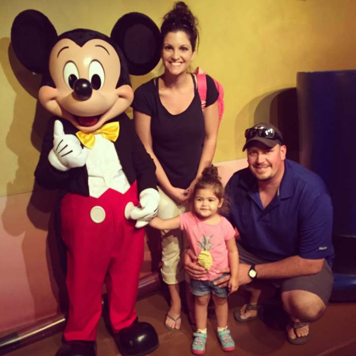 Jennifer Beadles with family - Disney - From Bookkeeper to Real Estate Millionaire in 11 Years