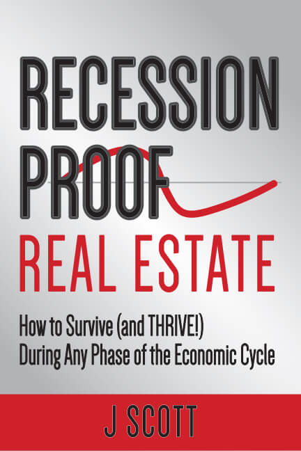 Course logo - Recession Proof Real Estate - How to Be a Flexible Investor & Profit In Any Real Estate Market