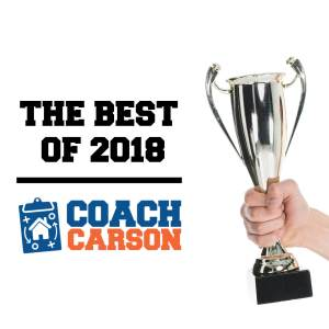 trophy - The Best of 2018 - Coach Carso